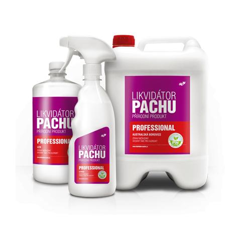 Likvidátor pachu ALP - Professional - Talc
