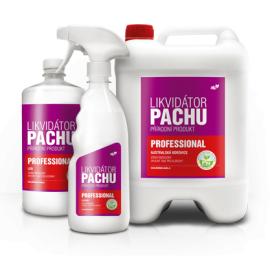 Likvidátor pachu ALP - Professional - Vanilka