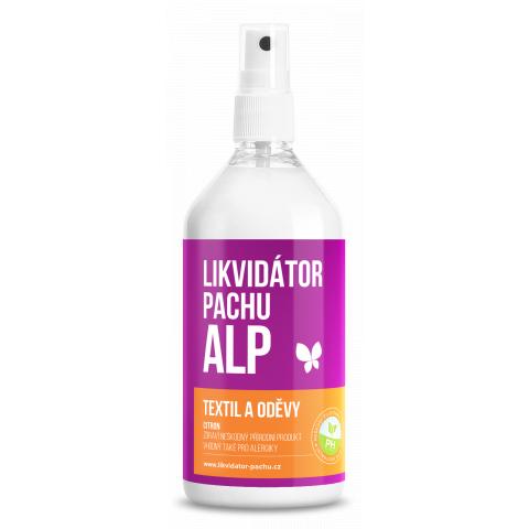 Likvidátor pachu ALP - Textil, oděvy - Citron
