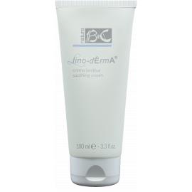 Lino Derma - Rostlinné zklidňující a ochranné mléko určené pro citlivou pokožku BeC Natura 100 ml
