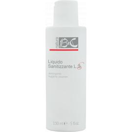 Liquido Sanitizzante L.S. - Hygienický čistící prostředek BeC Natura 150ml