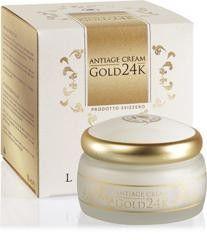 Locherber Krém Gold 24K 50ml
