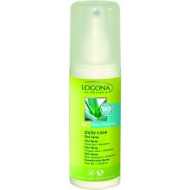 Deospray Bio Aloe & Verbena Daily Care Logona 100ml