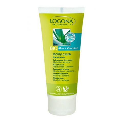 Krém na ruce Bio aloe & Verbena Daily Care Logona 100ml