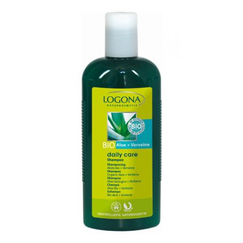 Šampon Bio Aloe & Verbena Daily Care Logona 250ml