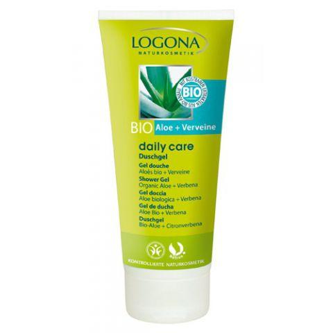 Sprchový gel Bio Aloe & Verbena Daily Care Logona 200ml