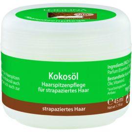 Kokosový olej péče o lámavé konečky vlasů Logona 45ml