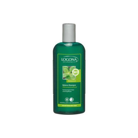 Šampon na mastné vlasy Citrónová meduňka Logona 250ml