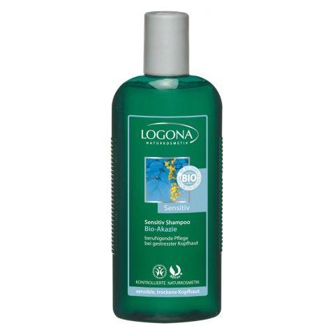 Šampon Sensitive BIO Akácie Logona 250ml