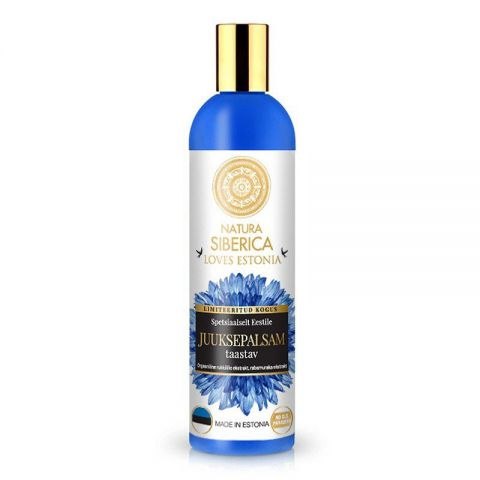 Balzám na vlasy obnovující Loves Estonia Natura Siberica 400ml