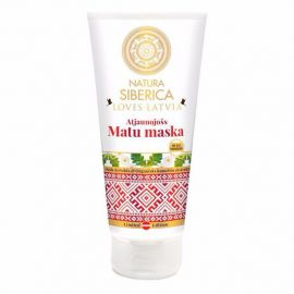 Loves Latvia Maska na vlasy regenerační Natura siberica 200 ml
