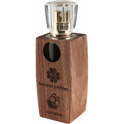Luxusní tekutý parfém Corsaire - Ořech RaE 30ml