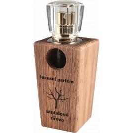 Luxusní tekutý parfém Santalové dřevo - Ořech RaE 30ml