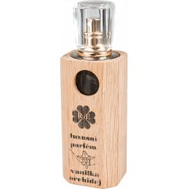 Luxusní tekutý parfém Vanilka a Orchidej - Dub RaE 30ml
