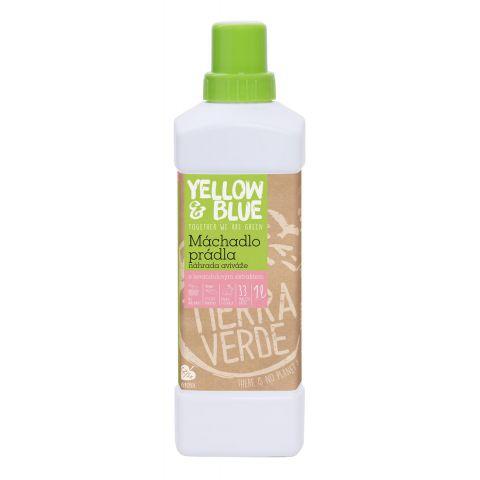 Máchadlo prádla s levandulovým extraktem místo aviváže Tierra Verde 1L