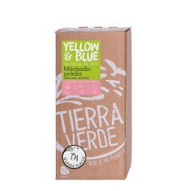 Máchadlo prádla s levandulovým extraktem místo aviváže Tierra Verde 2l