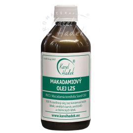 Makadamiový olej Hadek  115ml