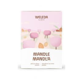 Mandlová péče pro citlivou pokožku SET Weleda