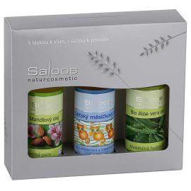 Mandlový & Dět. měsíčkový & Aloe vera Saloos