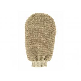Masážní rukavice - bambus - 2 strany s 2 hrubostmi Förster´s
