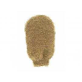 Masážní rukavice - indický len - velmi hrubá Förster´s