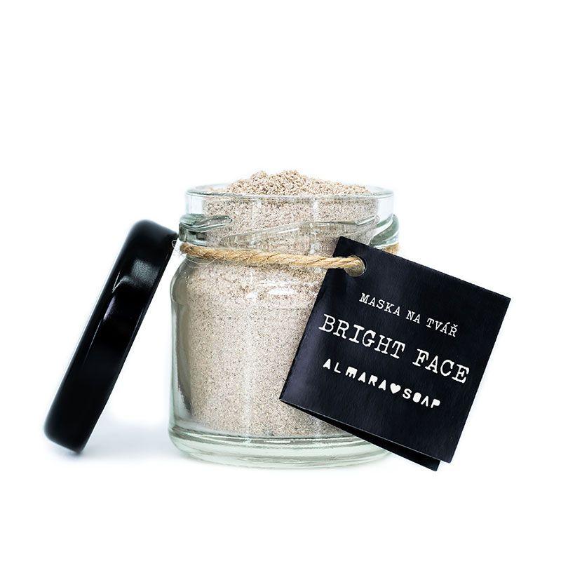 Maska Bright Face Almara Soap 25 g