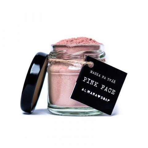 Maska Pink Face Almara Soap 20 g