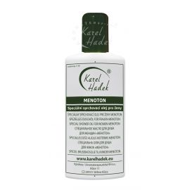 Menoton sprchový olej Hadek 100 ml