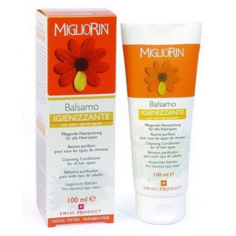 Balzám na vlasovou pokožku pH 5,2 Migliorin 100 ml