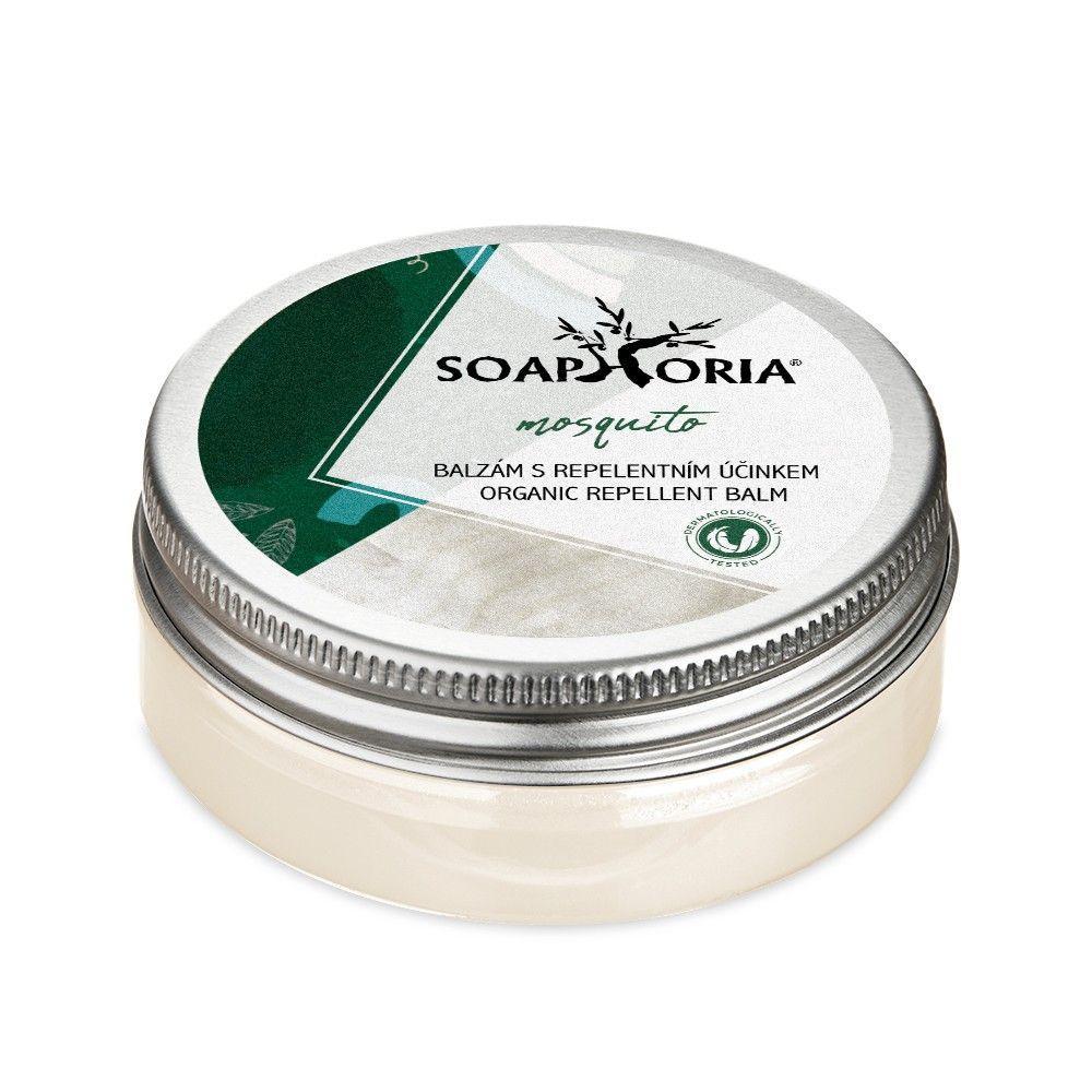 Mosquito-univerzální balzám s repelentním účinkem Soaphoria 50ml