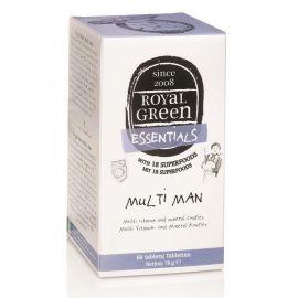 Multivitamín pro muže Royal Green 60 tablet