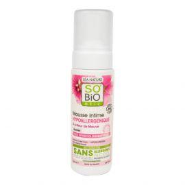 Mycí pěna pro intimní hygienu hypoalergenní SO'BIO étic 150ml
