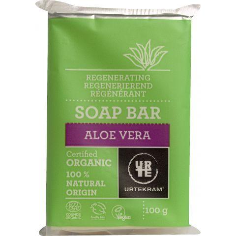 Mýdlo aloe vera Urtekram 100g BIO