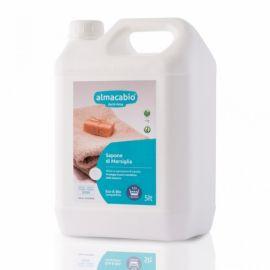 Mýdlo marseilské tekuté na praní Almacabio 5l