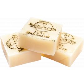 Mýdlo na vlasy s kopřivou, vejcem a arganovým olejem - Havlíkova Apotéka 85g