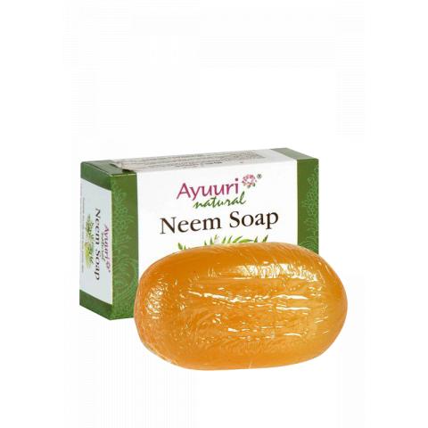Mýdlo s neemem Ayumi  100g