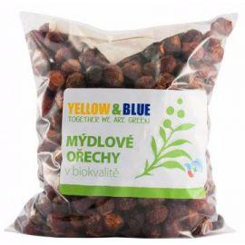 Mýdlové ořechy bio sáček Yellow & Blue 250g