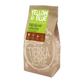 Mýdlové ořechy bio sáček Yellow & Blue 500g