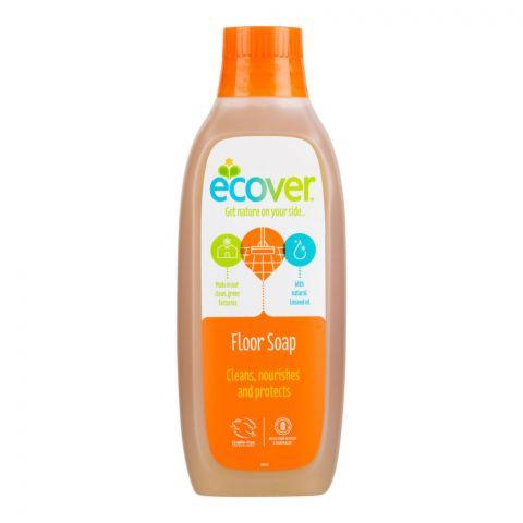 Mýdlový čistící prostředek na podlahy Ecover 1 l