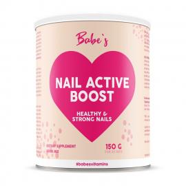 Nail Active Boost (Normální růst nehtů) Babe's 150g