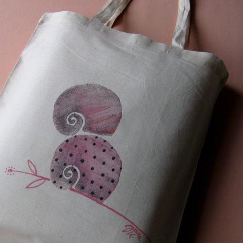 Nákupní taška bavlněná Ulita