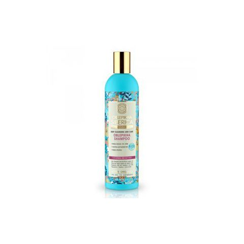 Rakytníkový šampon pro normální a mastné vlasy Natura Siberica 400ml
