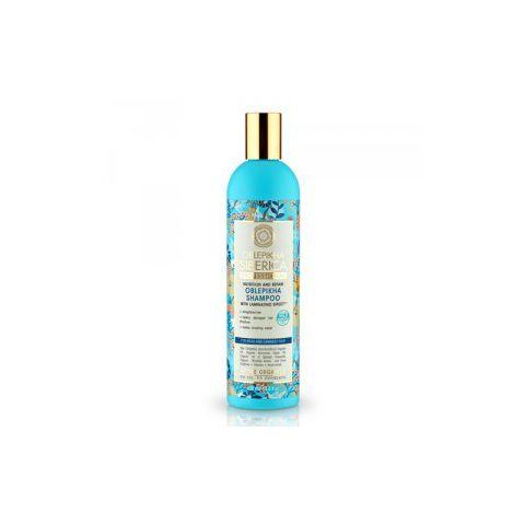 Rakytníkový Šampon pro poškozené vlasy Natura Siberica 400ml