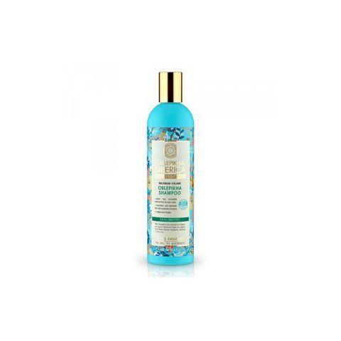 Rakytníkový Šampon pro všechny typy vlasů - maximální objem Natura Siberica 400ml