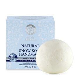 Sněžné ručně vyráběné mýdlo Natura Siberica 100g