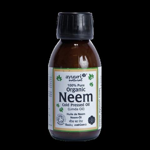 Neemový olej ORGANIC Ayumi 100ml