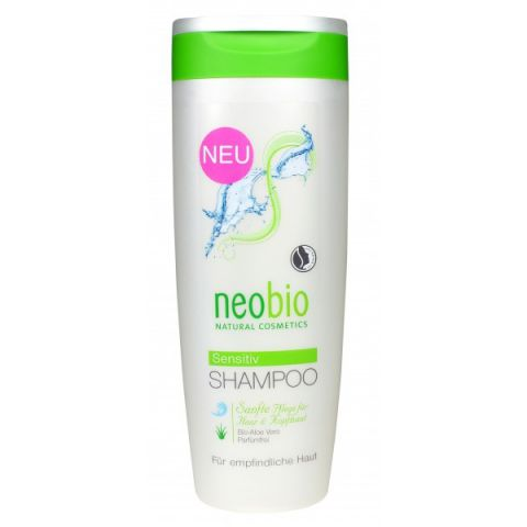 Šampon Sensitiv Bio Aloe Vera Neobio  250ml