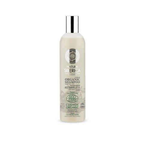 Šampon neutrální pro citlivou pokožku hlavy Natura Siberica 400ml