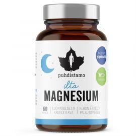 Night Magnesium (Hořčík) Puhdistamo 60 kapslí