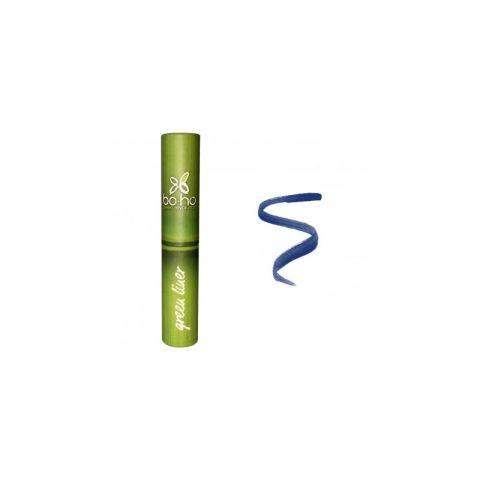 Oční linky organické Bleu - modré BOHO 3 ml